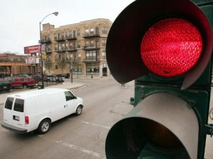 Reduce risk by always stopping on red