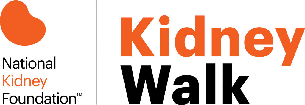 Kidney Walk Logo