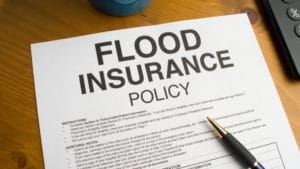 Image of Flood Insurance Policy